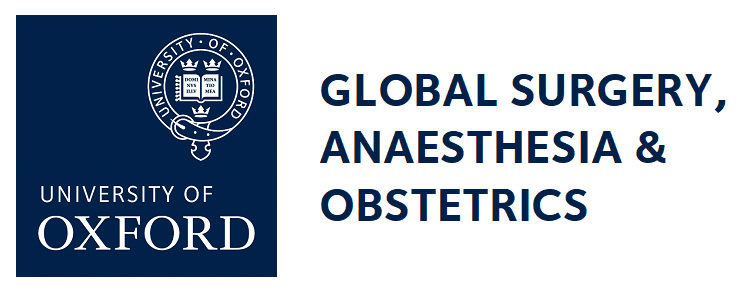 The Oxford University Global Surgery Group (OUGSG)